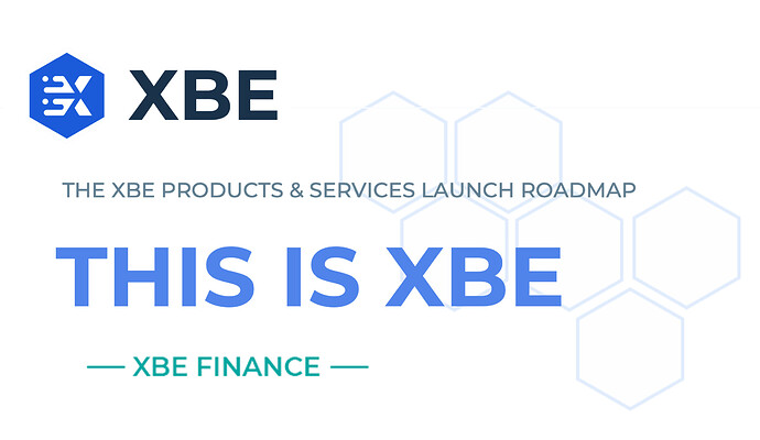 THIS IS XBE